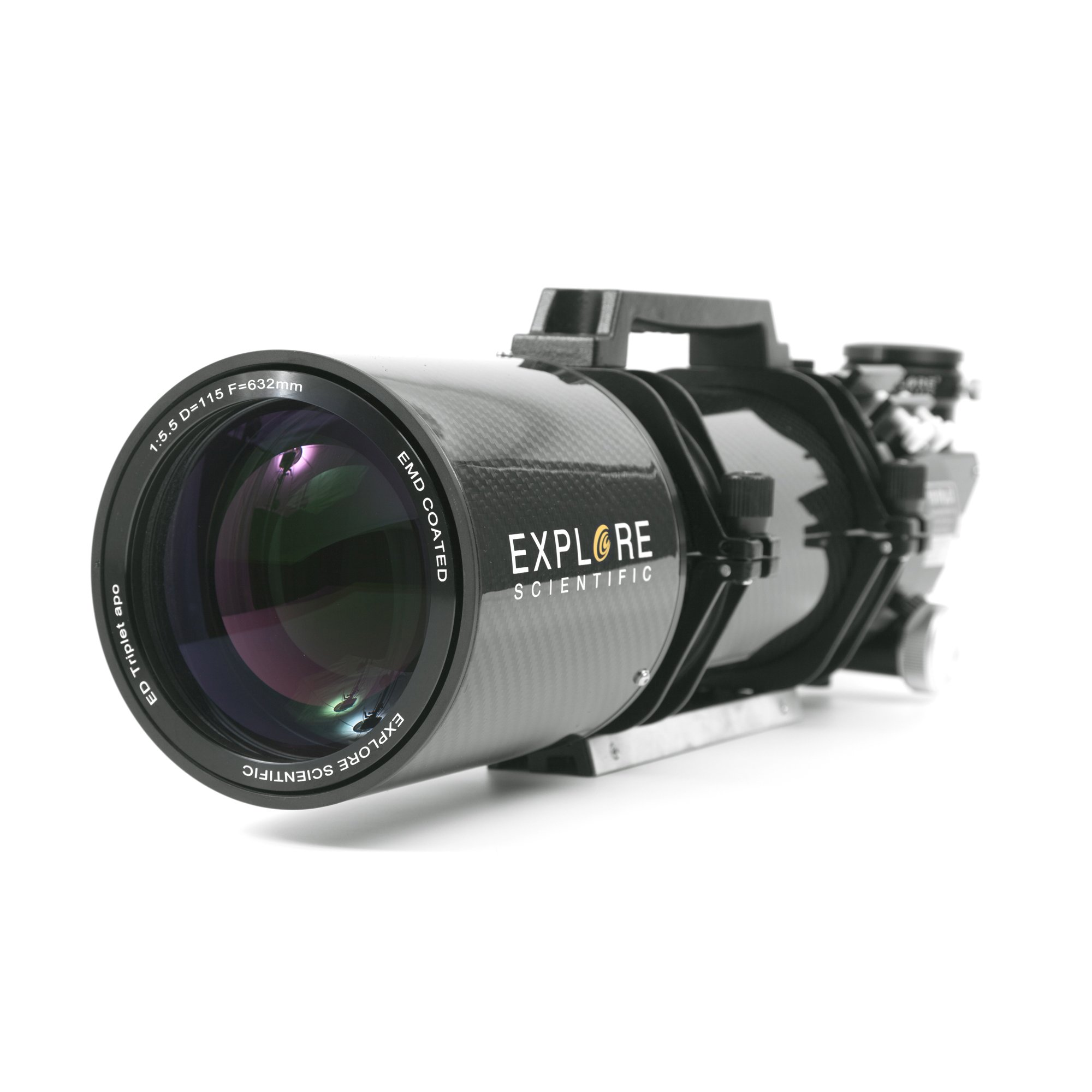 ED115mm FPL-53 Series Carbon Fiber Air-Spaced Triplet Refractor