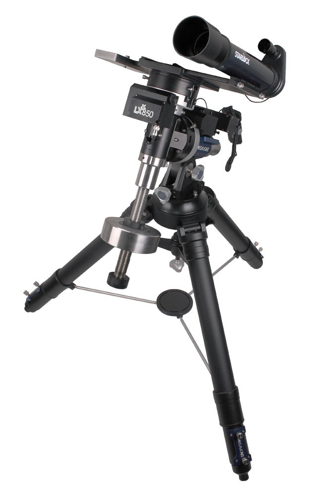 LX850 German Equatorial Mount