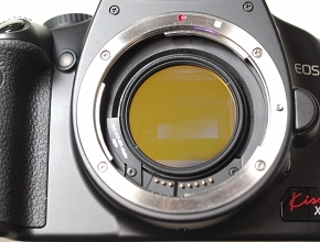 IDAS LPS-D1- clip in filter for Nikon