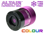 Altair Hypercam 183C PRO TEC COOLED Colour 20mp Camera w 4GB DDR3 RAM and Case