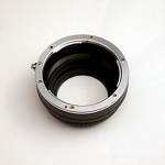 NEW T2 to EOS lens adapter