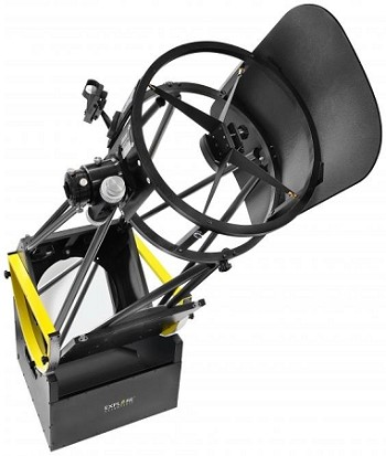 EXPLORE SCIENTIFIC - GENERATION II - 16-INCH TRUSS TUBE DOBSONIAN TELESCOPE