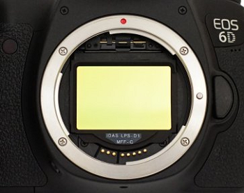 IDAS Body-mounted Filter for Canon Full Frame