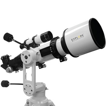 Doublet AR102 Refractor with Twilight 1