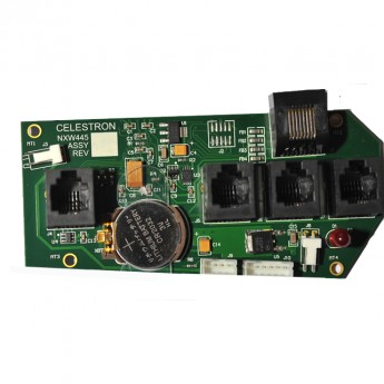 Celestron Motor Board for Advanced VX Mount - Spare Part - NXW445