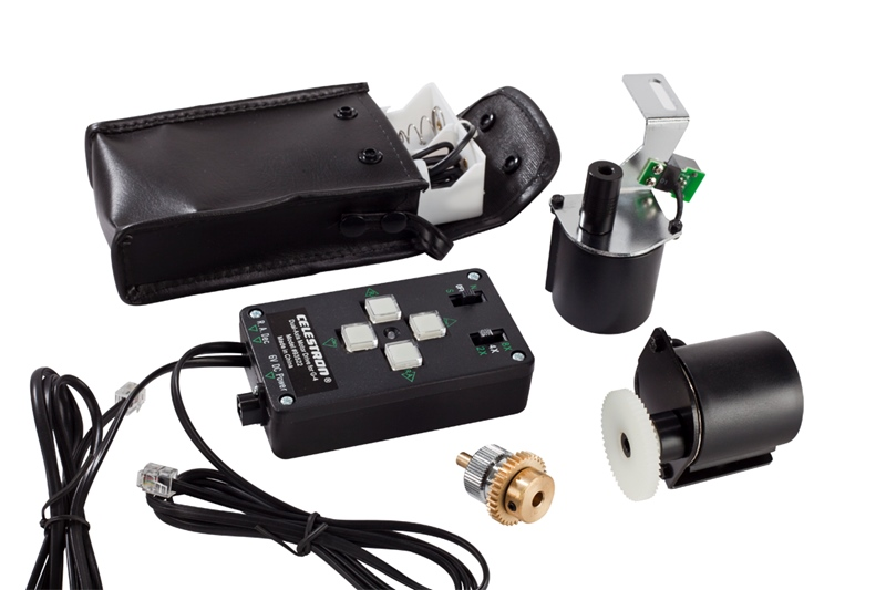 DUAL-AXIS MOTOR DRIVE FOR CG-4 MOUNTS