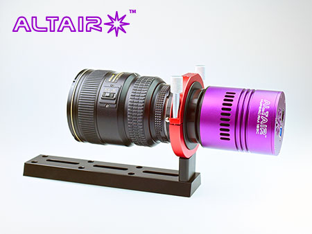 Hypercam Camera Lens Adapter - Nikon