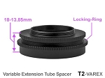 T2 Variable Locking Extension Ring