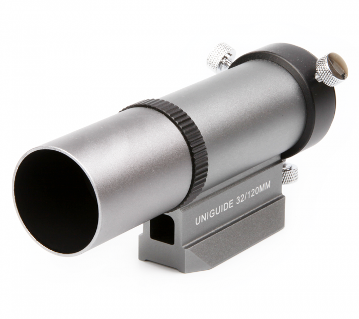 Slide-base UniGuide 32mm Scope - Space Grey