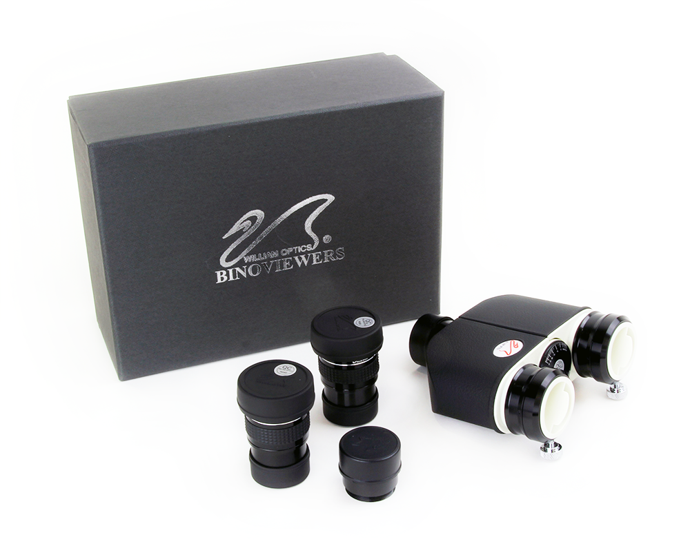 William Optic Binoviewer Package