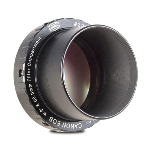 Baader zero-tolerance protective Canon DSLR T-Ring T-2/M48 and 2