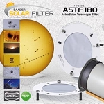 BAADER ASTF180 AstroSolar Telescope Filter 180mm
