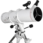 Explore FirstLight 130mm Newtonian Telescope with EQ3 Mount
