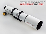 Starwave ASCENT 80ED F7 Refractor Telescope Geared Focuser