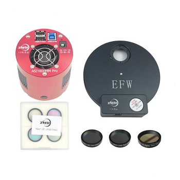"1.25"" Filter Set with 8 position EFW"