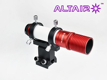 Altair MG32 Mini Guide Scope & Polar Alignment Scope - QRB Rings Kit